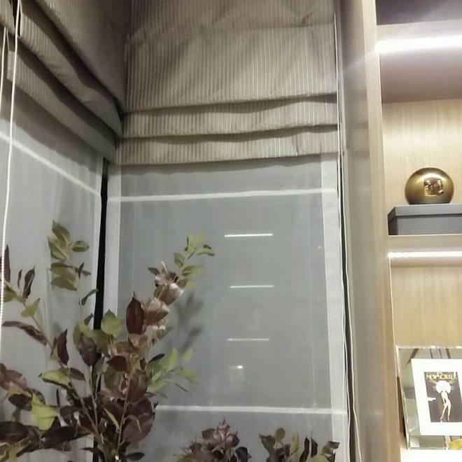 WALK IN CLOSET ในห้อง MASTER BEDROOM 1
